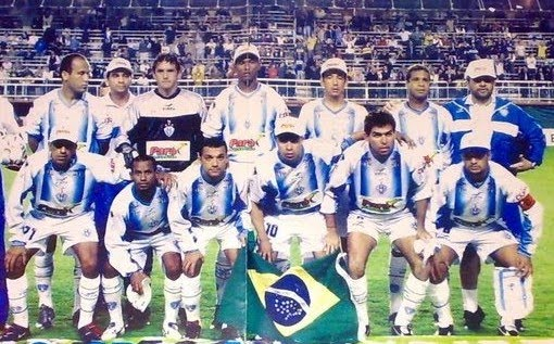 O Paysandu de 2003, que assustou o Boca em plena Bombonera
