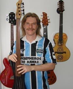 Humberto Gessinger e a paixão pelo Grêmio