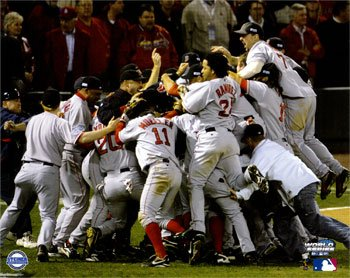 O Boston Red Sox, após 86 anos, Campeão da World Series no Baseball. Precisava demorar tanto ?