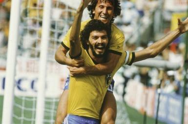 Torcer pra esses dois era bem mais legal. Muito mais Brasil.